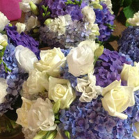 Fresh flowers for weddings and functions